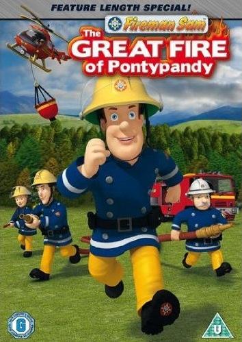Пожарный Сэм - Большой огонь Понтипанди