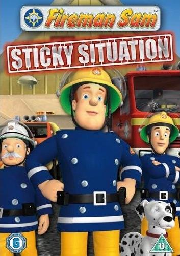 Пожарный Сэм - вязкая ситуация / Fireman Sam - Sticky Situation