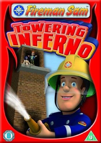Пожарный Сэм - заточение в башне / Fireman Sam - Towering Inferno