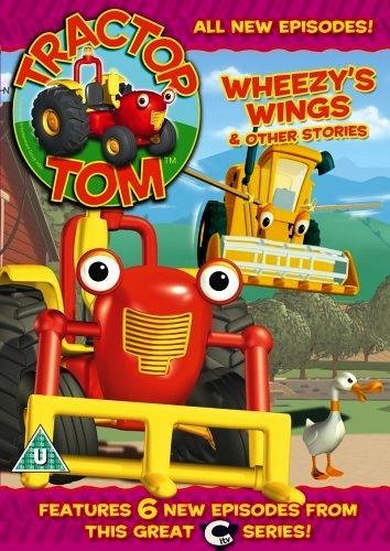 Трактор Том. Крылья для Визи
