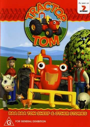 Трактор Том - овечка и другие истории