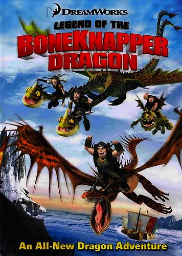 Легенда о драконе Костоломе / Legend of the Boneknapper Dragon
