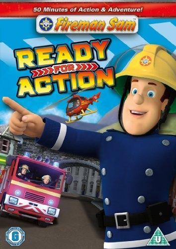Пожарный Сэм - готовы к действию / Fireman Sam - Ready for Action