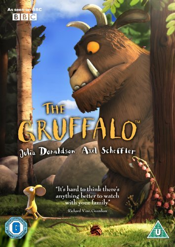 �������� ���������� �������� / The Gruffalo (2009, HDTVrip)