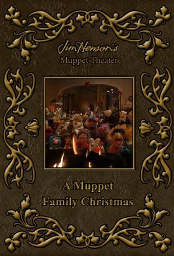 Семейное рождество маппетов / A Muppet Family Christmas