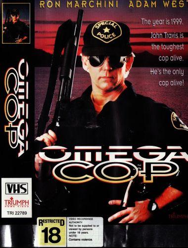 Последний полицейский / Omega Cop