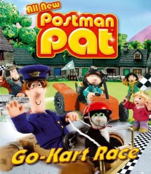 Почтальон Пэт и гонка на картингах