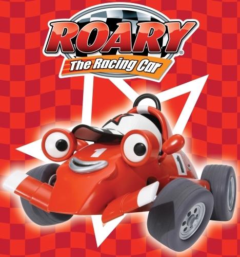 Рори - гоночный автомобиль. Полный 1-ый сезон