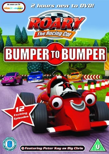 Бампер в бампер  /  Roary The Racing Car: Bumper To Bumper