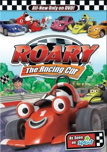 Рори - гоночный автомобиль. 2011