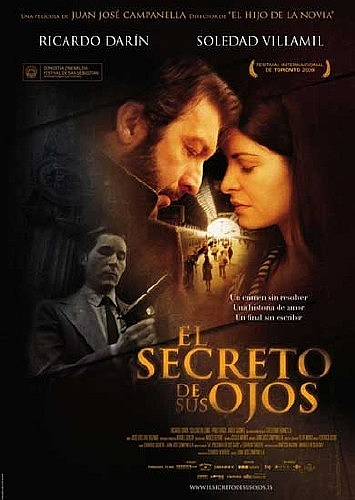 Тайна в его глазах / El Secreto de sus Ojos / The Secret in Their Eyes