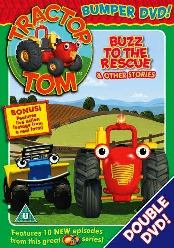 Трактор Том. Базз - спасатель  / Buzz to Rescue and Other Stories / трактор Том на русском