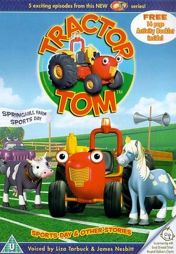 Tractor Tom: Sports Day And Other Stories