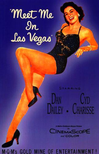 Встречай меня в Лас-Вегасе / Meet Me in Las Vegas