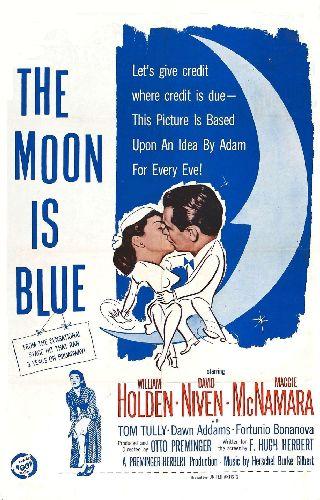 Синяя луна / The Moon Is Blue
