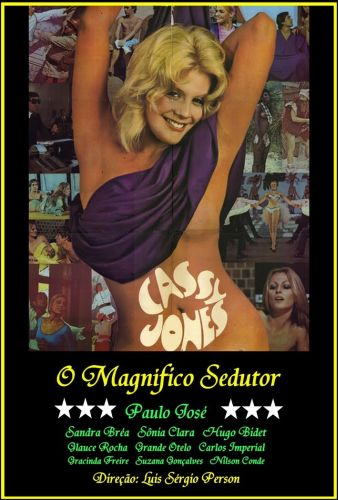 Касси Жонез - Великолепный соблазнитель / Cassy Jones, o Magnífico Sedutor