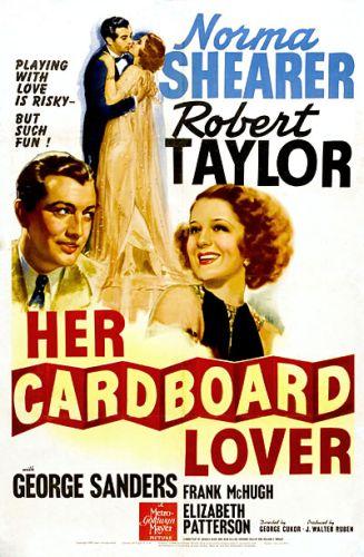 Ее картонный любовник / Her Cardboard Lover