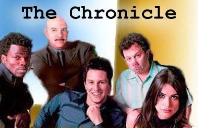 Хроникл: на острие новостей / The Chronicle: News from the Edge
