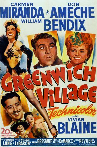 Гринвич-Виллидж / Greenwich Village