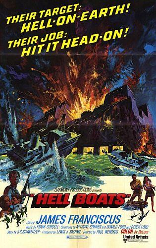 Чёртовы лодки / Hell Boats