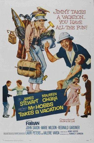Мистер Хоббс уходит в отпуск / Mr. Hobbs Takes a Vacation