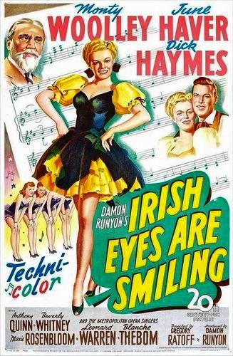 Улыбка ирландских глаз / Irish Eyes Are Smiling