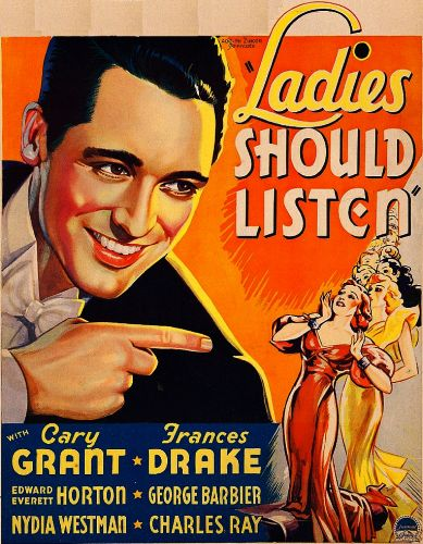 Дамам стоит послушать / Ladies Should Listen