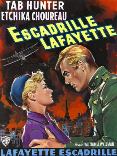Эскадрилья «Лафайет» / Lafayette Escadrille