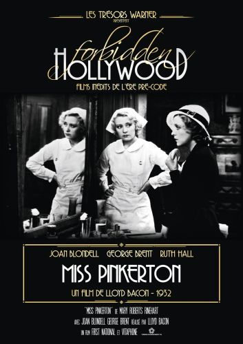 Мисс Пинкертон / Miss Pinkerton