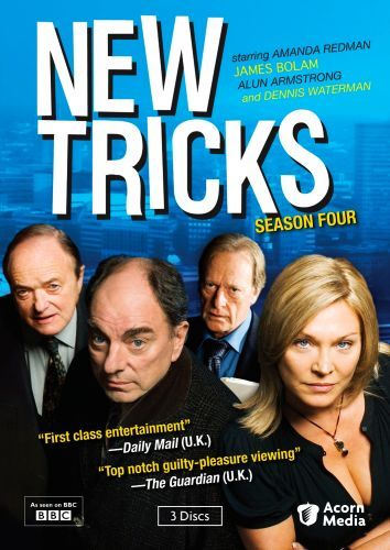 Новые трюки 4-ый сезон / New Tricks 4-th season