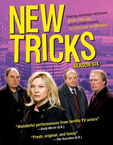 Новые трюки шестой сезон / New Tricks season six