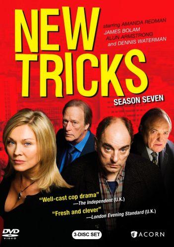 Новые трюки седьмой сезон / New Tricks season seven