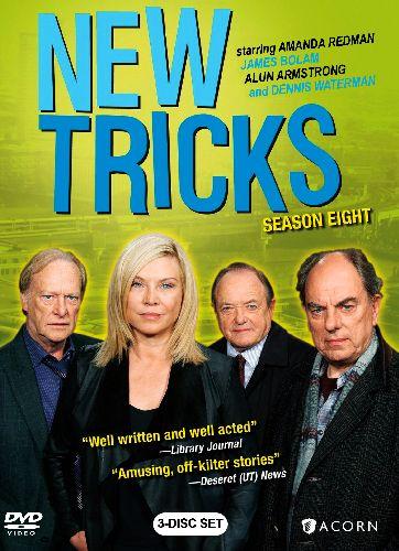 Новые трюки восьмой сезон / New Tricks season eight