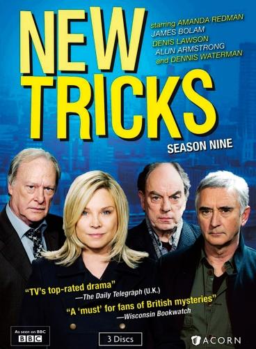 Новые трюки девятый сезон / New Tricks season nine