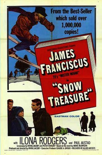 Снежное сокровище / Snow Treasure