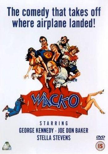 Сумасшедший / Wacko